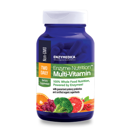 Enzyme Nutrition Multi-Vitamin, 60tk