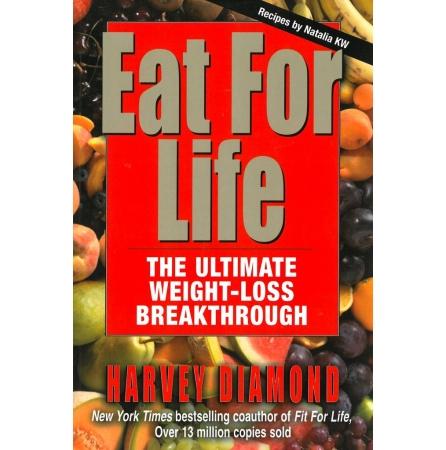 """""""Eat For Life"""" (""""Söö elu eest"""") - Harvey Diamond"""