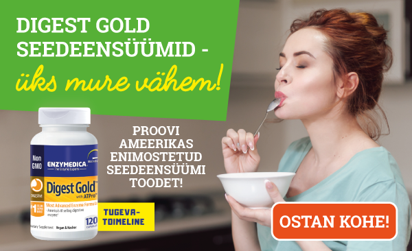 Digest Gold seedeensüümid